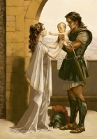 Hector and Andromache